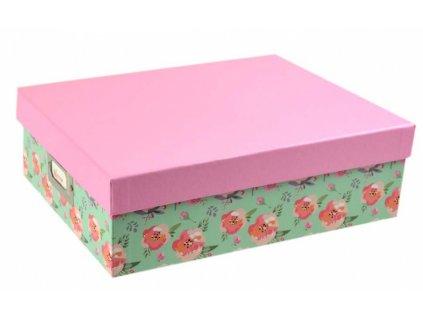 ulozna krabice 31 5 x 24 5 x 10 cm 8668 blo original