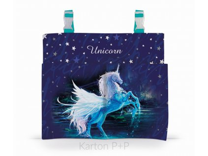 Kapsář na lavici školní kolekce 2019 Unicorn 1