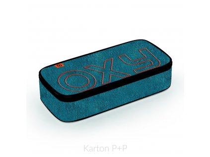 Pouzdro etue komfort OXY Blue/orange