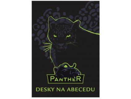 Desky na písmena Panter