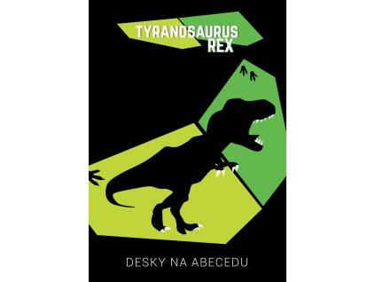 Desky na písmena T-rex