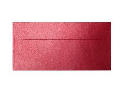 obalky dl pearl cervena