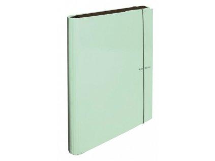 klope desky pastelini zelena