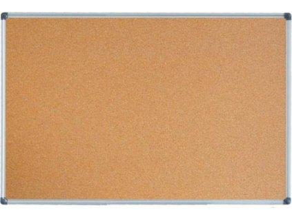 Nástěnka CLASSIC 60x90cm, korek, hliníkový rám