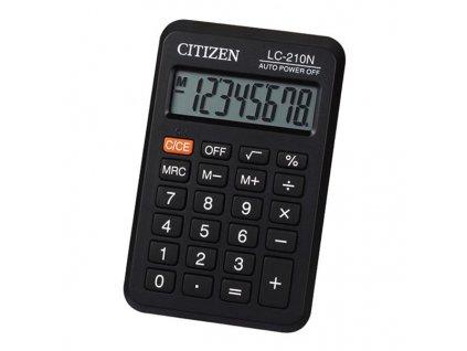 kalkulacka citizen