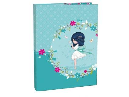 Desky A5 box na sešity Cute Anna