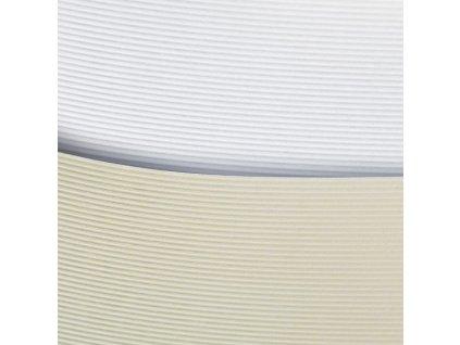 papir na vizitky pruhy ivory