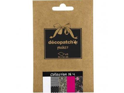 DP004 papiry decoupage