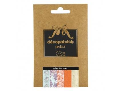 DP014 papiry decoupage