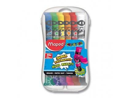 temperove barvy maped color peps 12