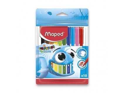 fixy maped color peps 10
