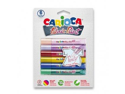 barvy na textil carioca perlet