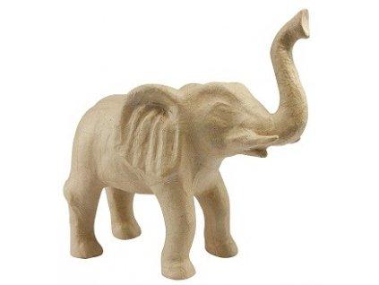 MA006 karton slon