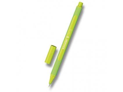 Liner SCHNEIDER Line-Up 0,4mm světle zelený