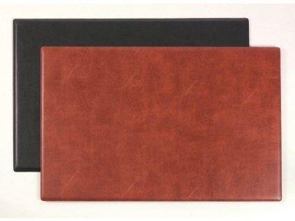 karton p p psaci podlozka 60 x 40 cm klasik cerna