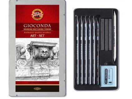 gioconda art set 11ks