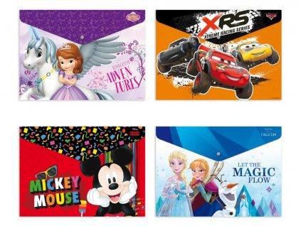 Složka M druk A4 PP potisk Disney mix 2