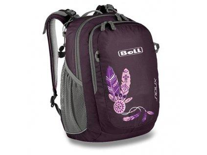Batoh Boll Sioux 15l Purple