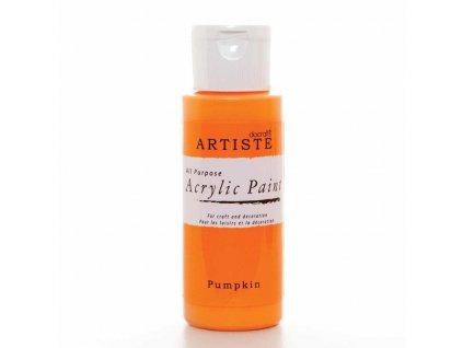 Barva acrylová DO Pumpkin