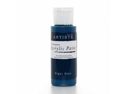 Barva acrylová DO Night Blue