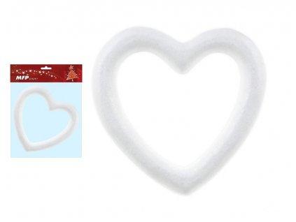 Srdce 20cm hladké