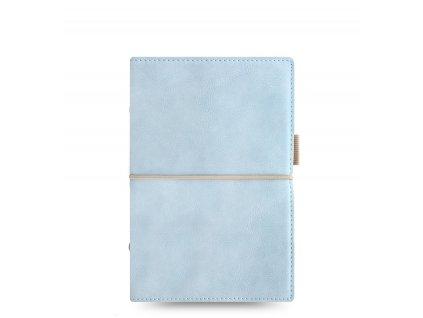 Diář FILOFAX Domino Soft rok 2020, Osobní, pastel. modrá