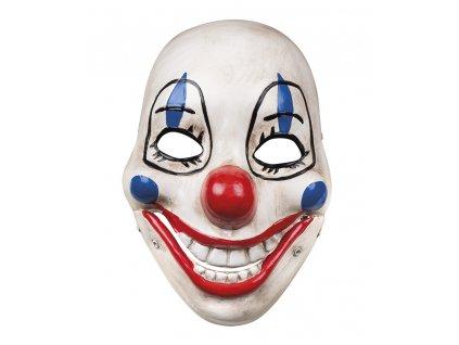 maska šíleného klauna 3