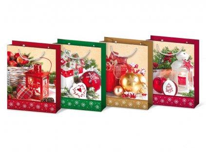 Taška MFP vánoční T 5 mix V30 260x340x140