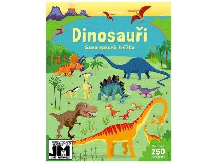 kniha dinosauri