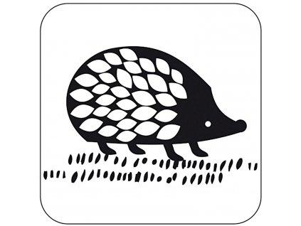 Razítko RI  ježek