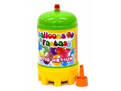 Helium 1,2l jednorázové - 15 balónků