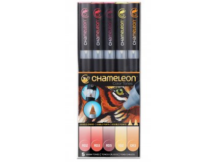 chameleon set teple tony