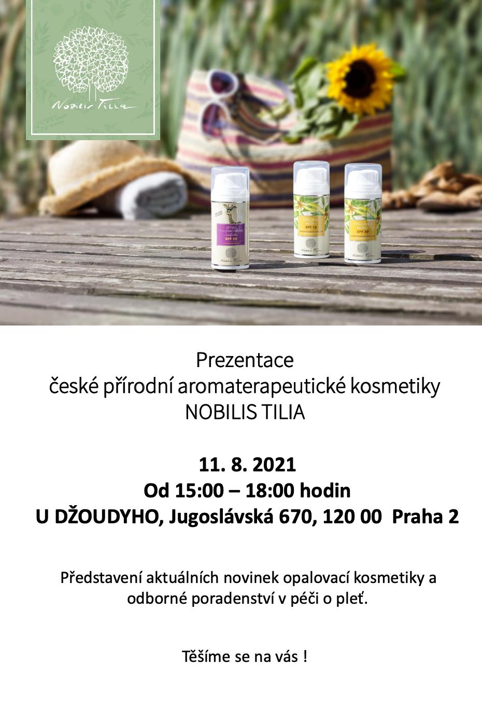 DEN S NOBILIS TILIA (11.08.2021 - 15.00 - 18.00 HOD.)