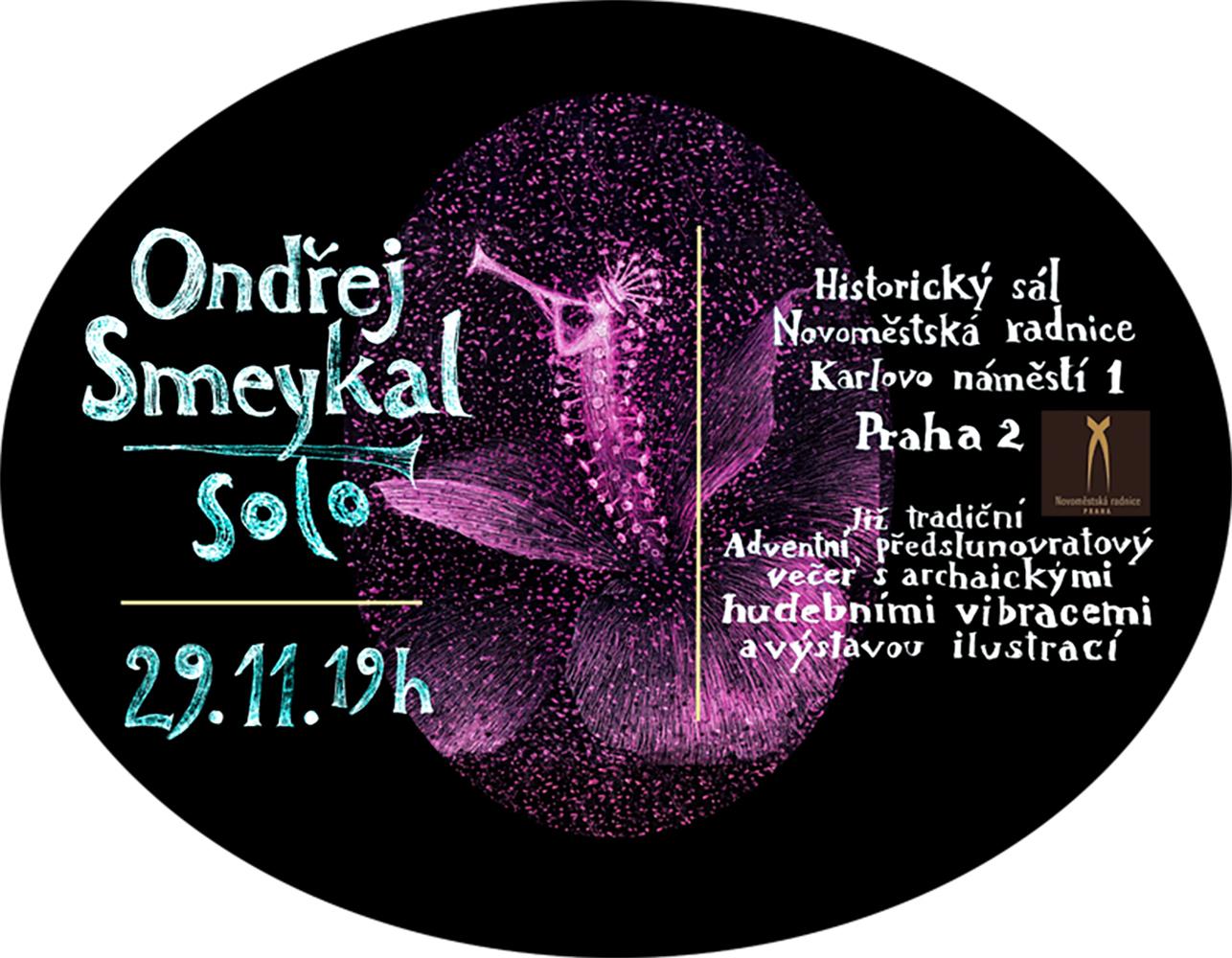 PŘEDPRODEJ VSTUPENEK PRÁVĚ ZAČAL: Adventní předslunovratový večer -  Ondřej Smeykal (Didgeridoo a gongy)