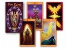 Tarotové karty s cizojazyčným překladem