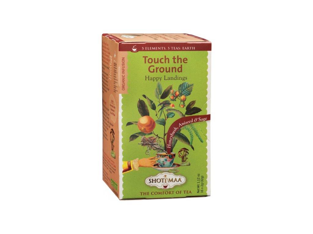 Bylinný čaj 5 elementů –Země