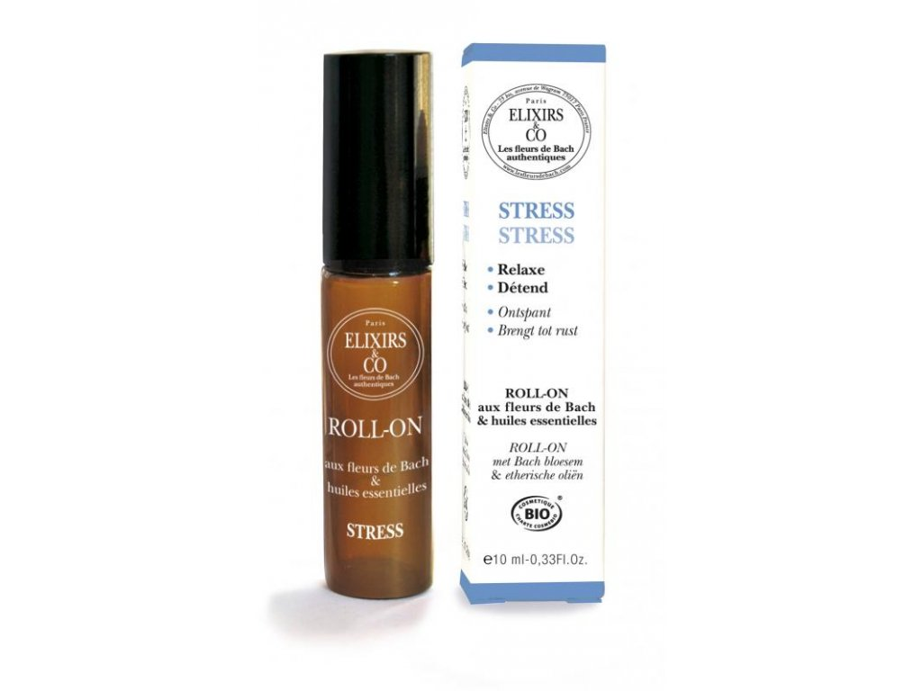 Bach parfém roll-on – Stres 10 ml