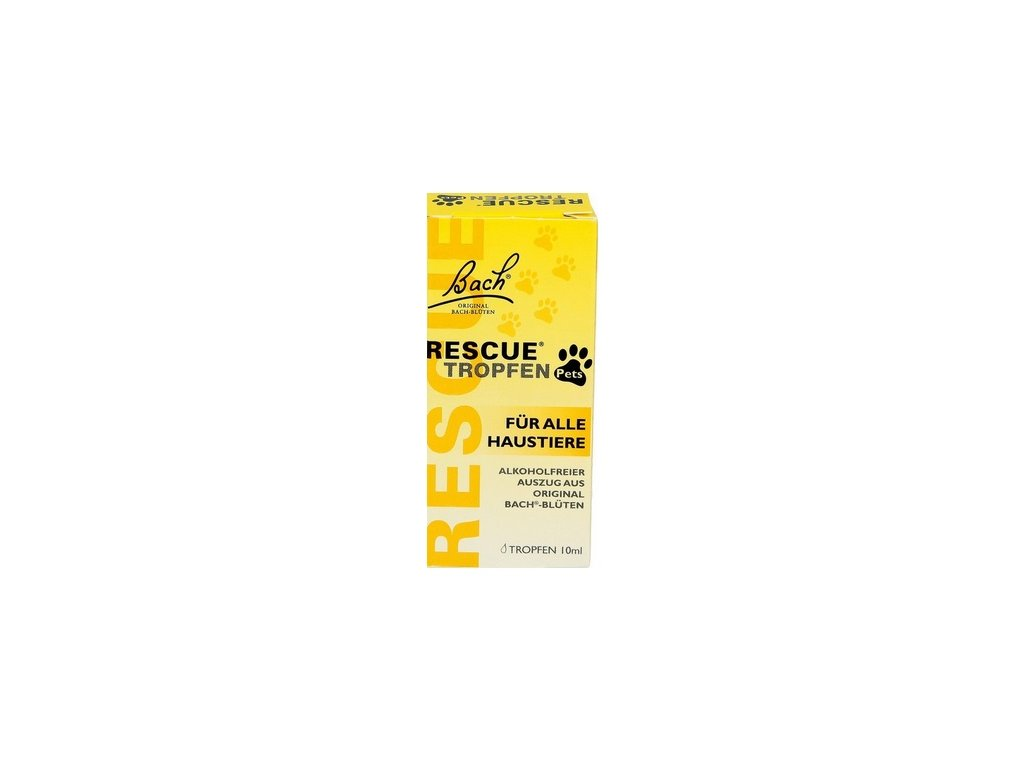 Bach Rescue Pets, 10 ml