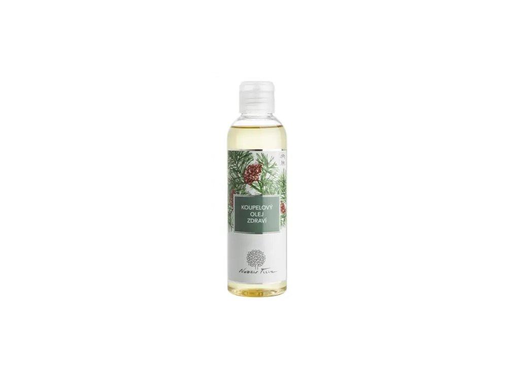 Koupelový olej Zdraví