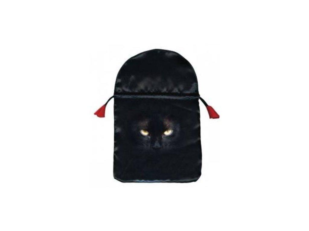 Sáček na karty Černá kočka