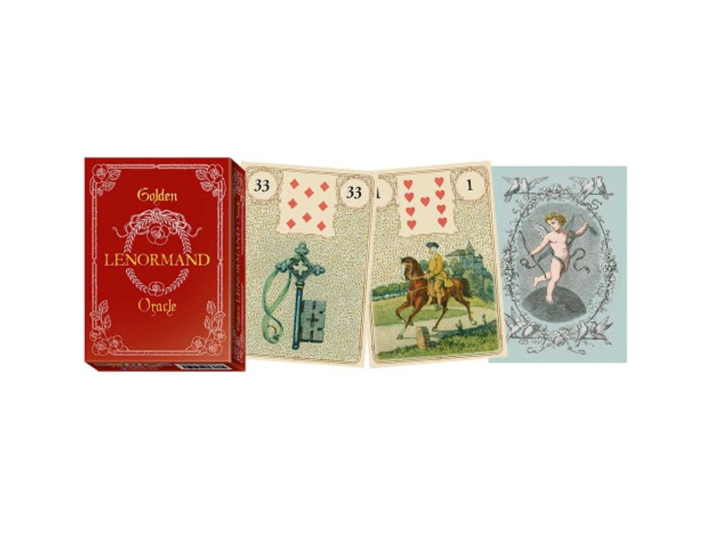 Golden Lenormand Oracle