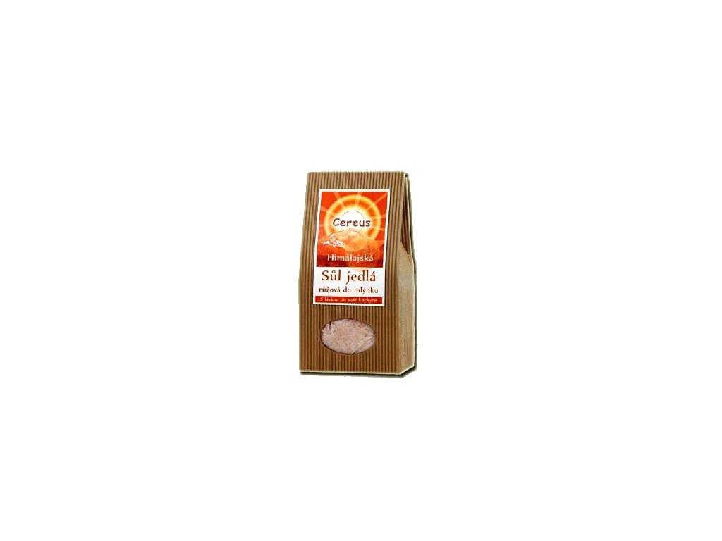 Jídelní sůl Cereus - růžová do mlýnku, 1kg