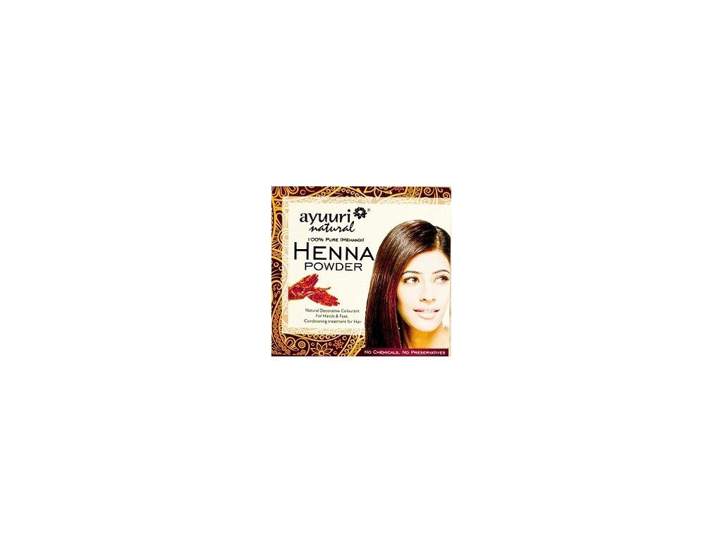 Prášek Henna na tělo a vlasy