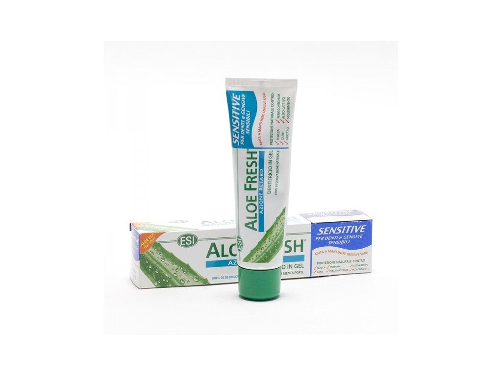 Zubní pasta Aloe SENSITIVE