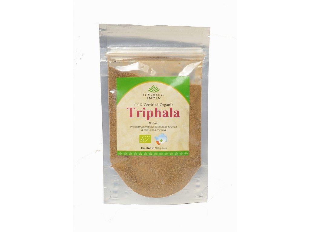 Čaj Bio Triphala detoxikační