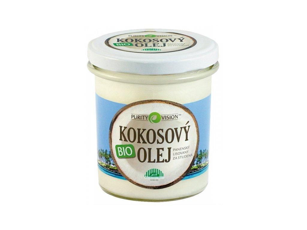 BIO kokosový olej, 300 ml