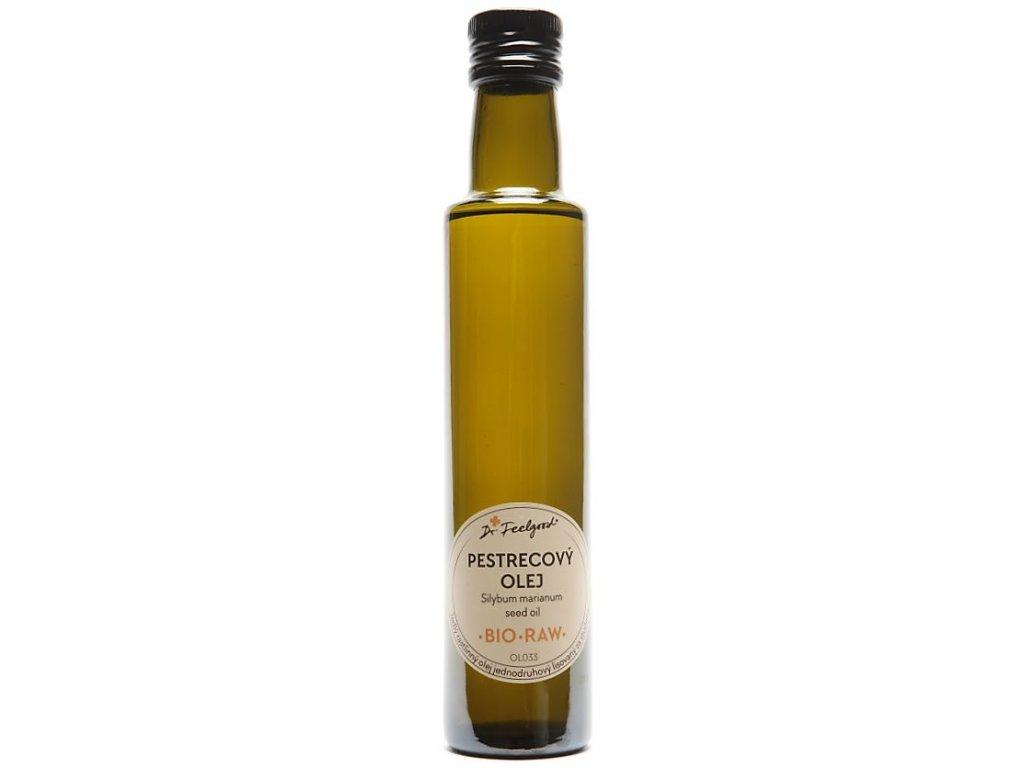 Olej z Ostropestřce mariánského