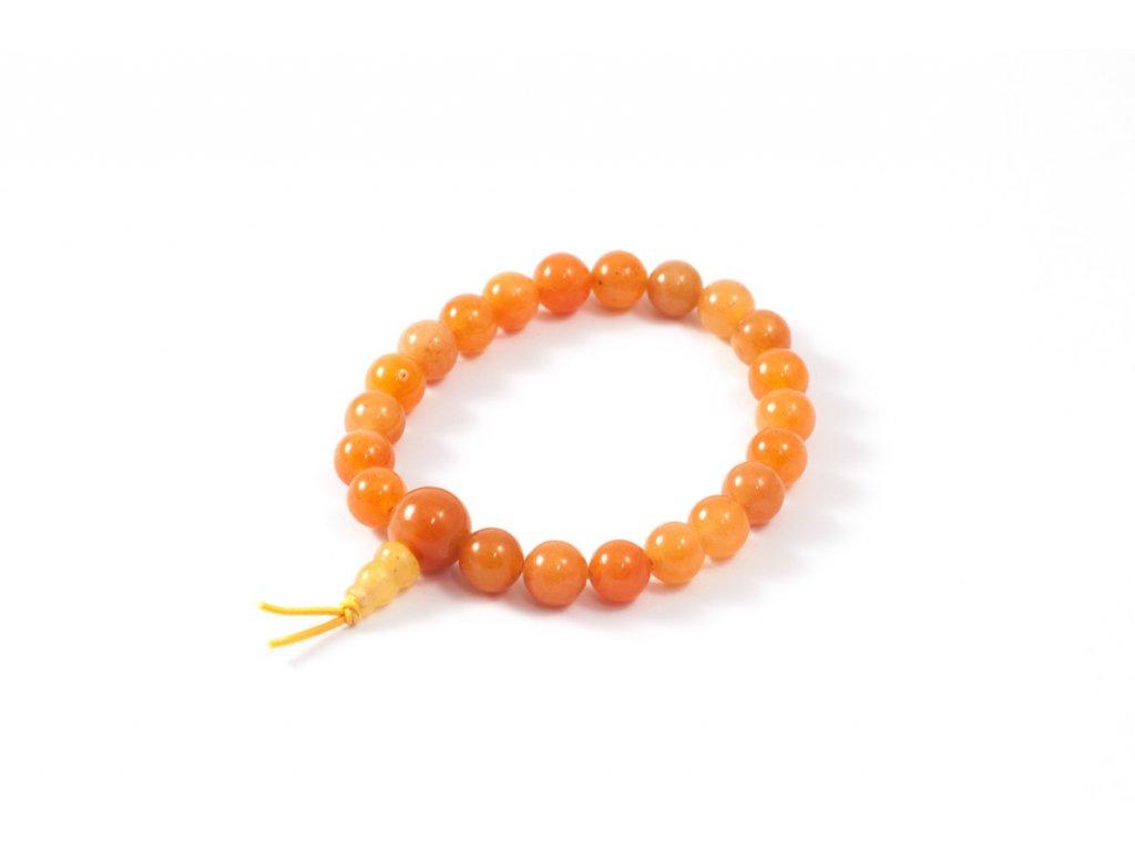 Oranžový avanturín