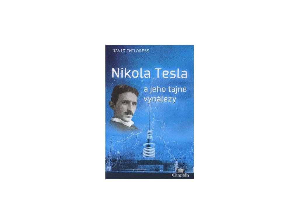 Nikola Tesla a jeho tajné vynálezy