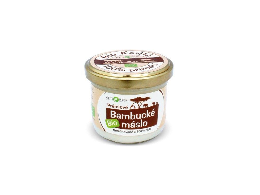 Prémiové BIO bambucké máslo 100ml